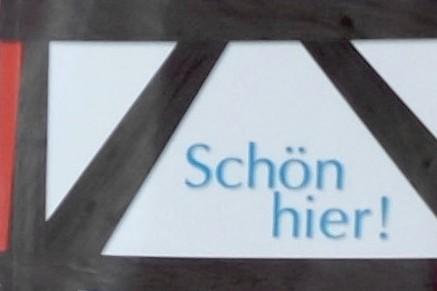"""Anthologie """"Schön hier!"""""""