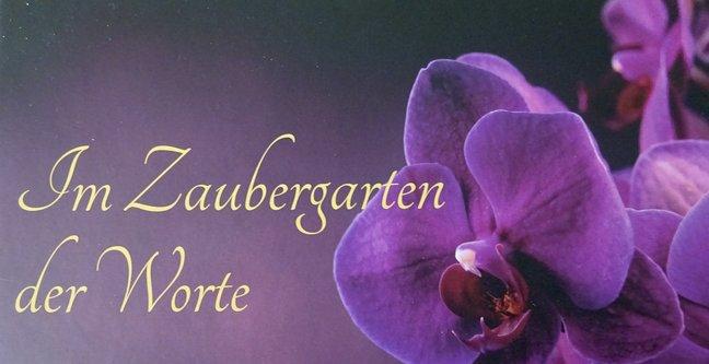 """""""Im Zaubergarten der Worte"""" mit Annette Gonserowski"""