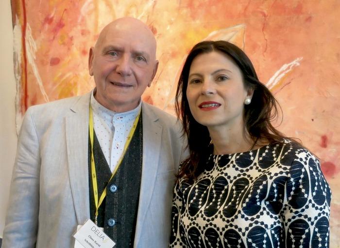 Claus Karst und Velina van der Gaag