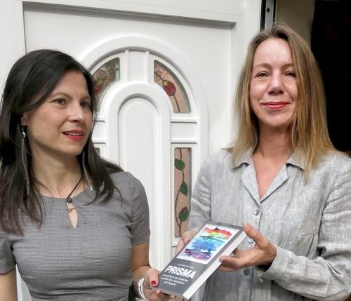 Velina van der Gaag und Sabine Giebel