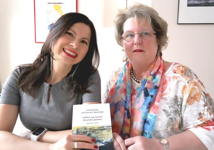 Velina van der Gaag und Ulrike Schmidt