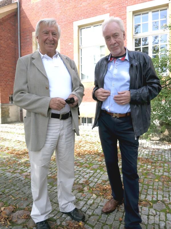 Helmut Rücker, Bernd Kämper