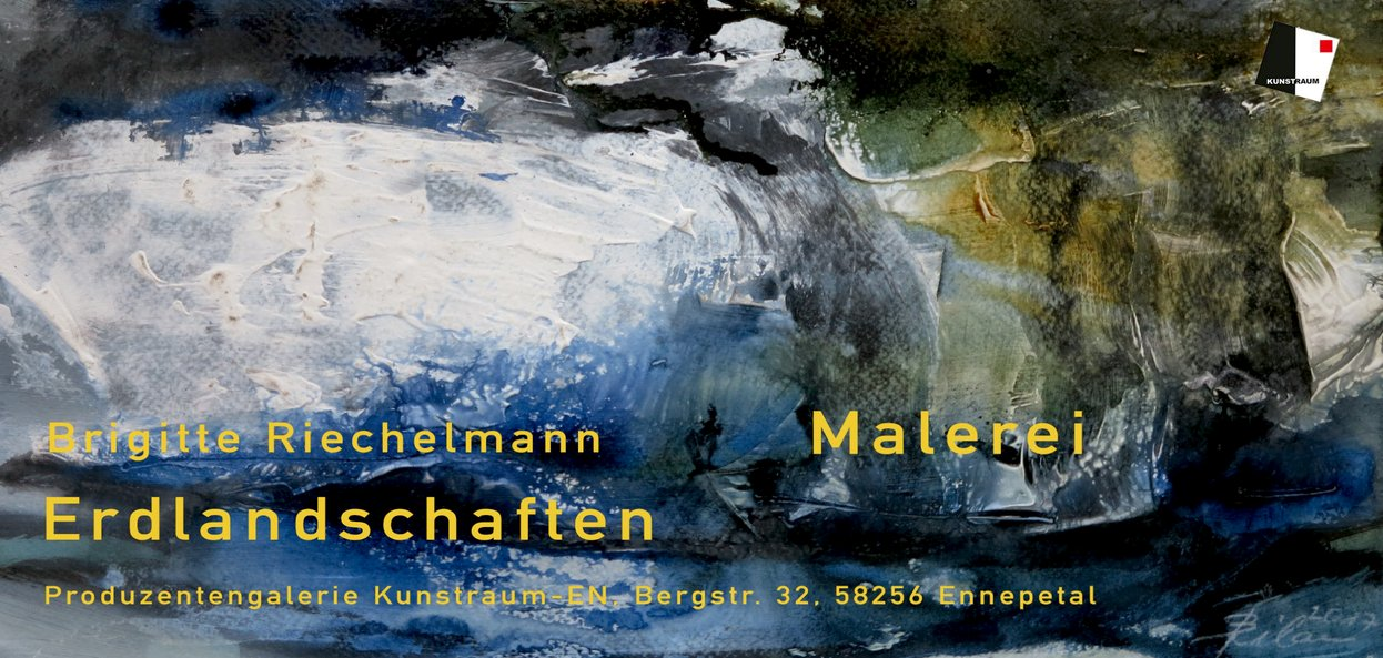 Brigitte Riechelmann - Erdlandschaften