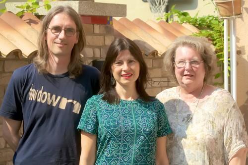 Vorstand: V. van der Gaag, P. Teuchert, U. Schmidt