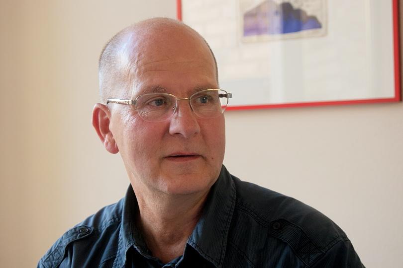 Holger Will beim Autorenkreis Ruhr-Mark