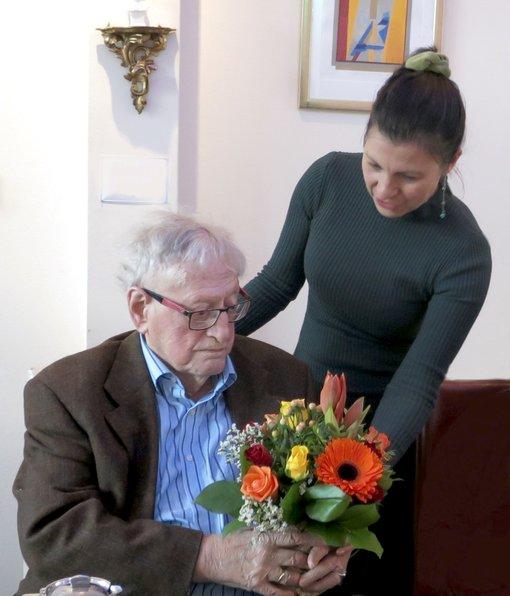 Horst Kniese - 50 Jahre Jubiäum