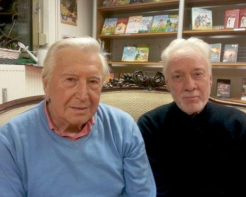 Helmut Rücker und Bernd Kämper