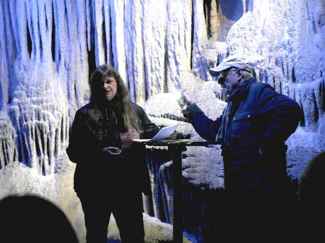 Zu Gast in der Dechenhöhle - Susanne Michaelis