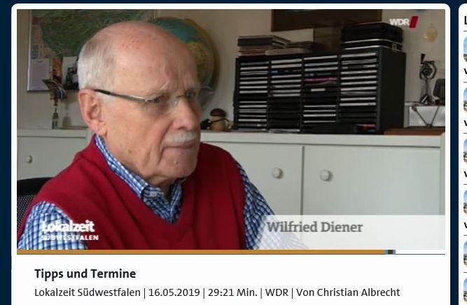 Wilfried Diener - WDR Lokalzeit