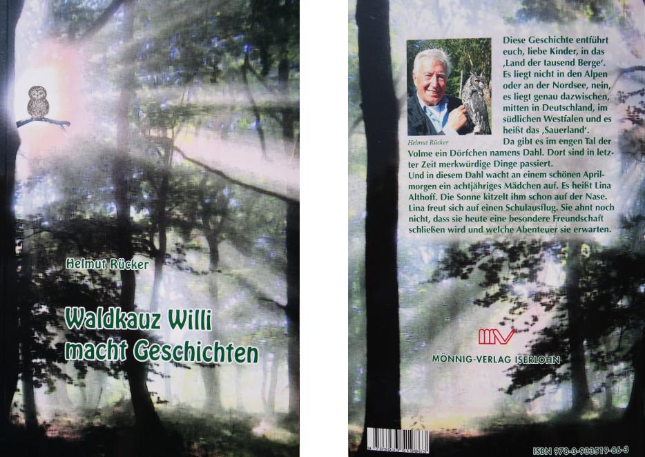 Waldkauz Willi macht Geschichten