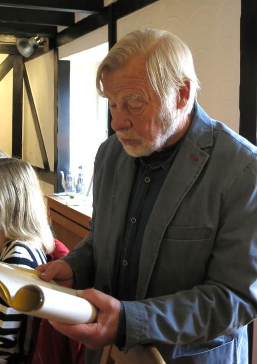 Edmund Ruhenstroth - 45 Jahre Autorenkreis Ruhr-Mark