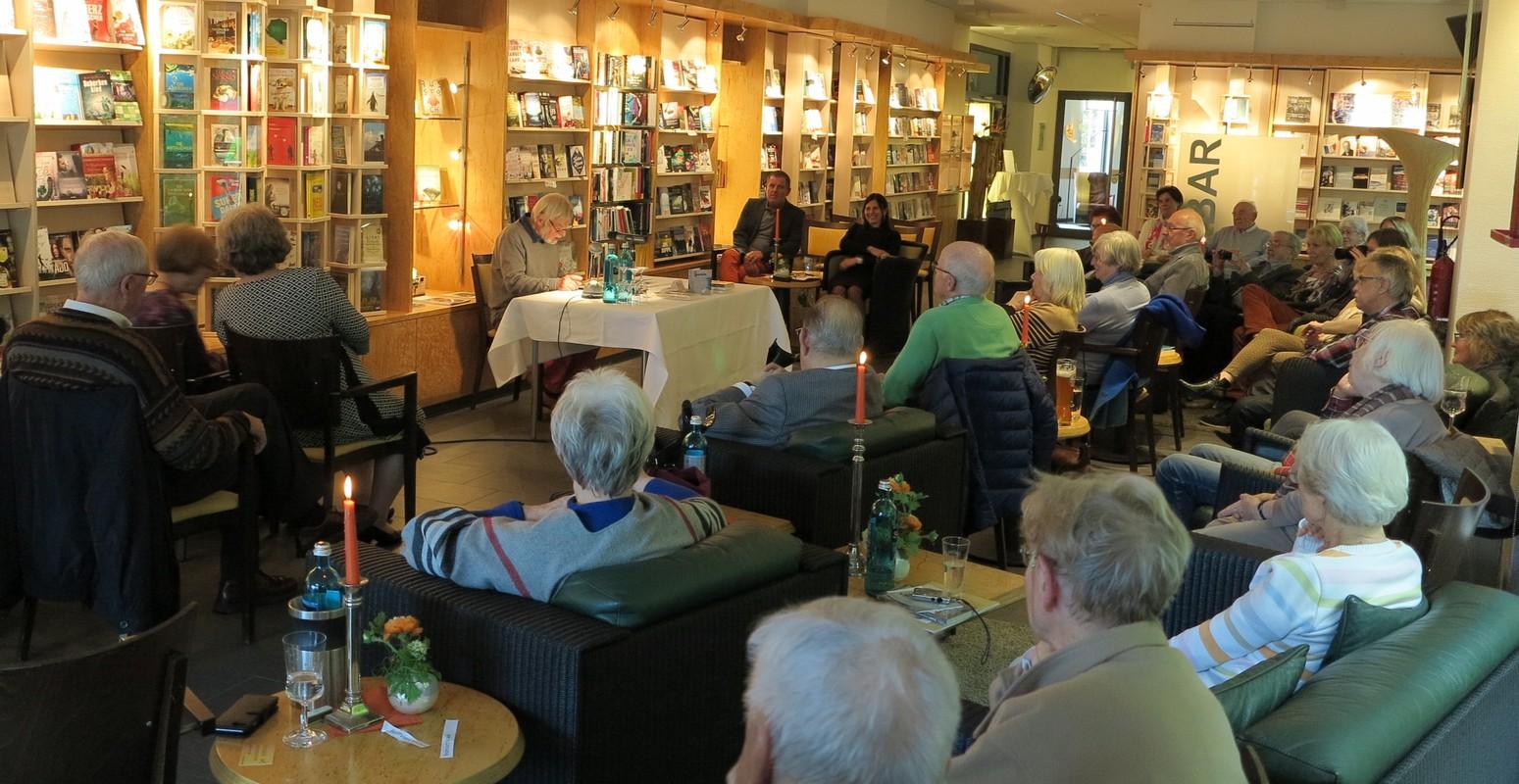 Lesung Autorenkreis Ruhr-Mark im Literaturhotel Franzosenhohl 2019