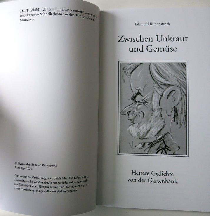 Edmund Ruhenstroth - Zwischen Unkraut und Gemüse