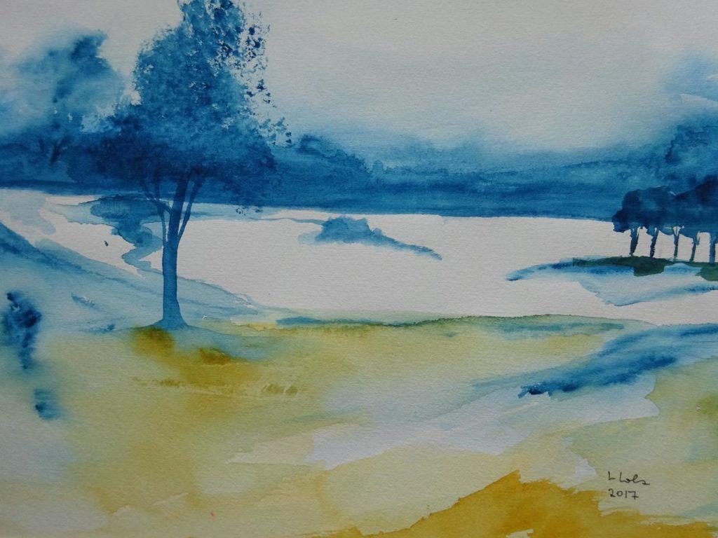 Heidi Holz - Blaue Stunde